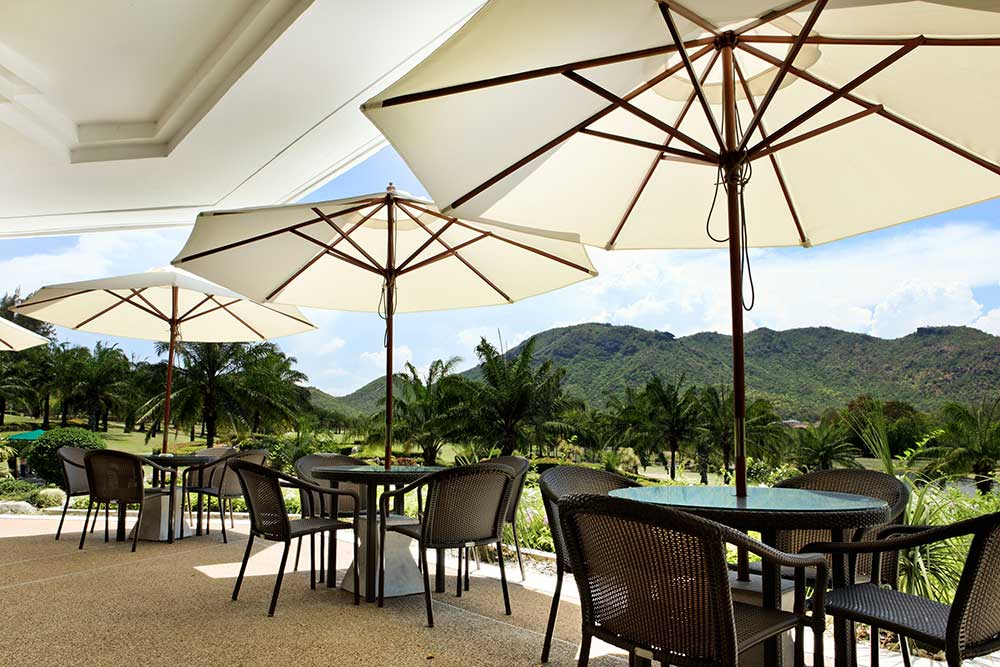 Palm Hills Golf Club Hua Hin - Restaurant