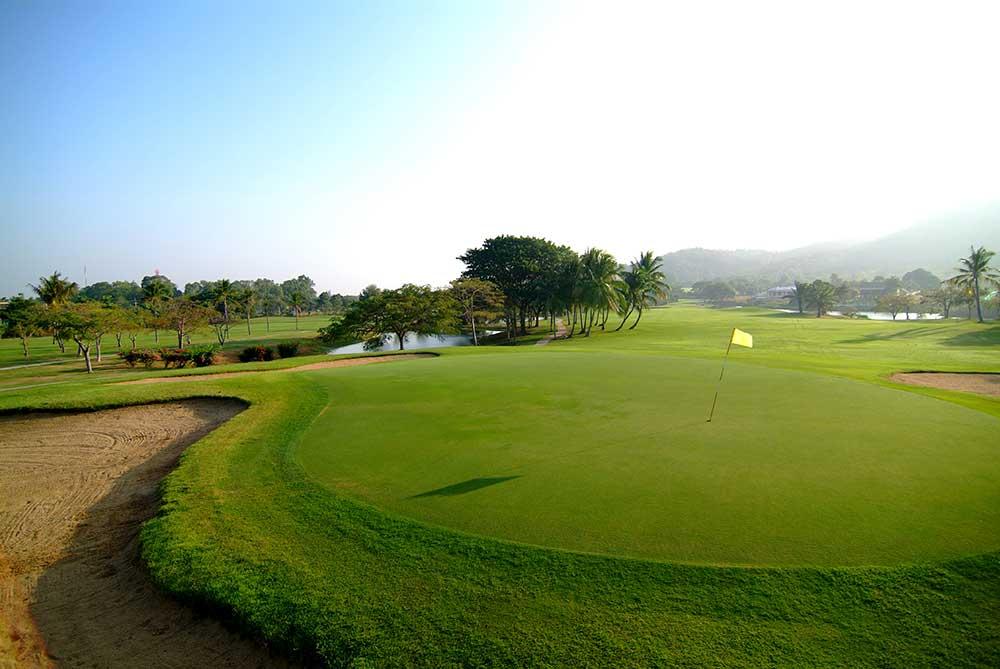 Palm Hills Golf Club Hua Hin