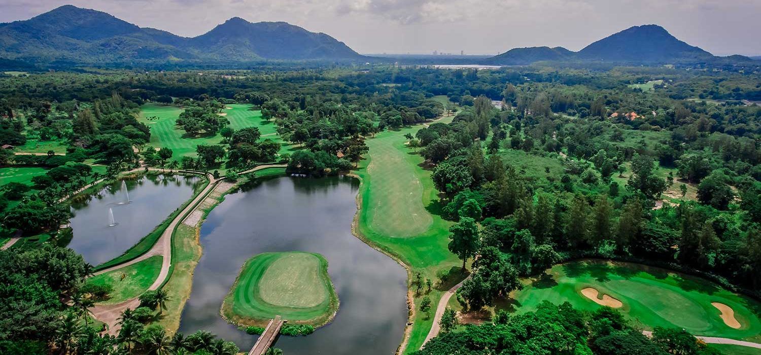 Golfophold i Hua Hin inkl. hotel (01 november – 30 april)